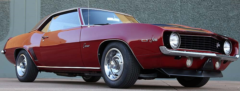 1969 Chevrolet Camaro Z-28