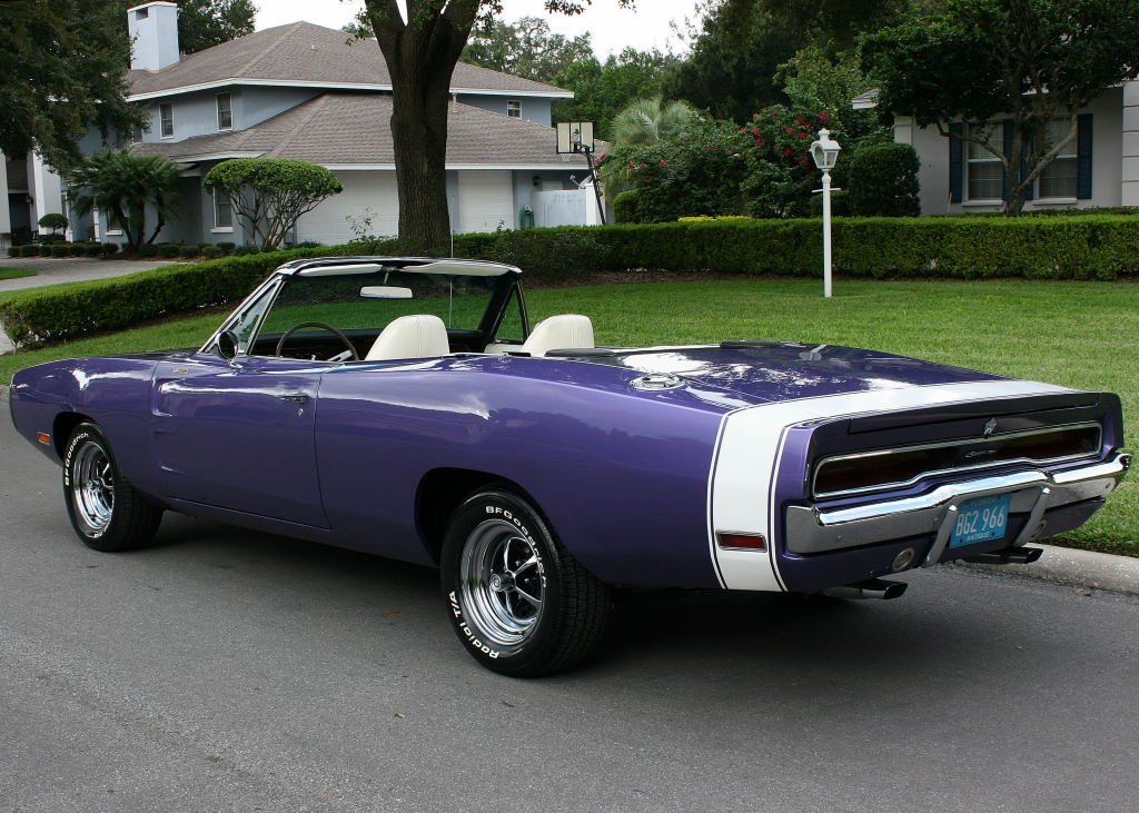 1968 Charger For Sale >> 1970 Dodge Charger Convertible for sale