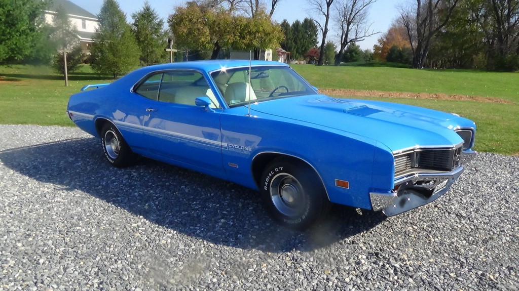 1970 Mercury Cyclone Spoiler for sale