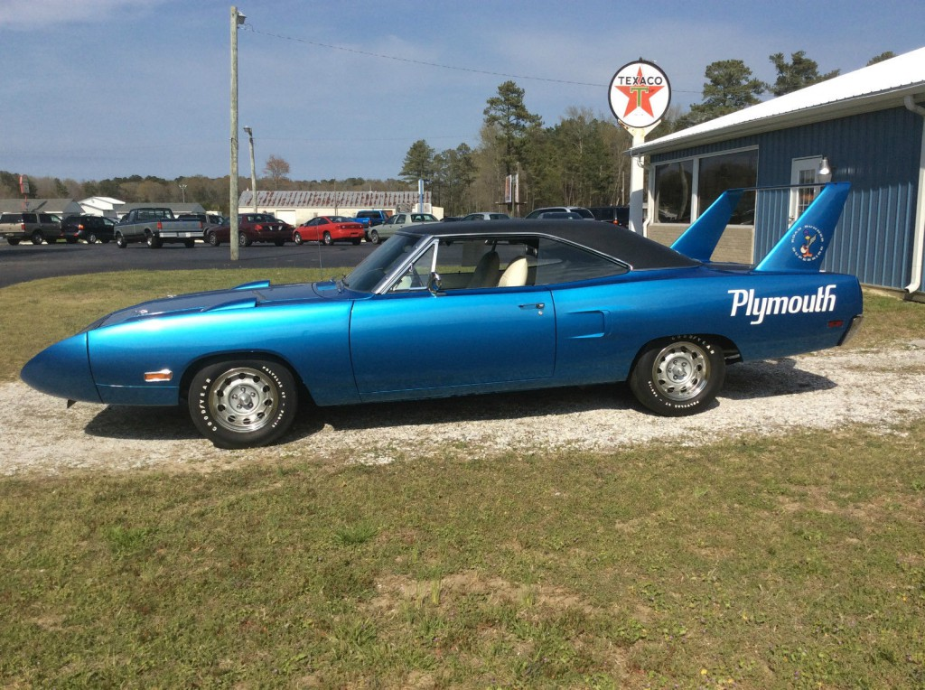 2014 Dodge Challenger For Sale >> 1970 Plymouth Superbird for sale