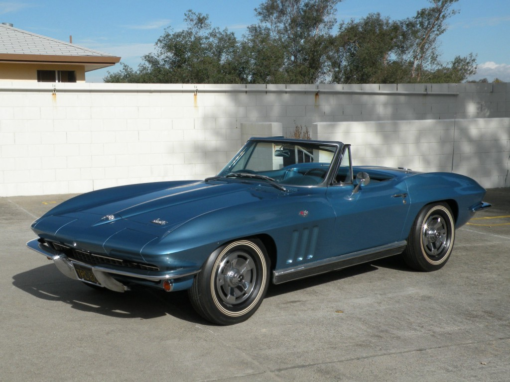 1966 chevrolet corvette convertible for sale. Black Bedroom Furniture Sets. Home Design Ideas