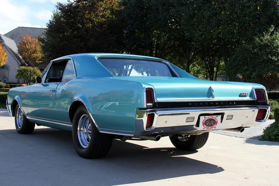 Oldsmobile Muscle Cars For Sale