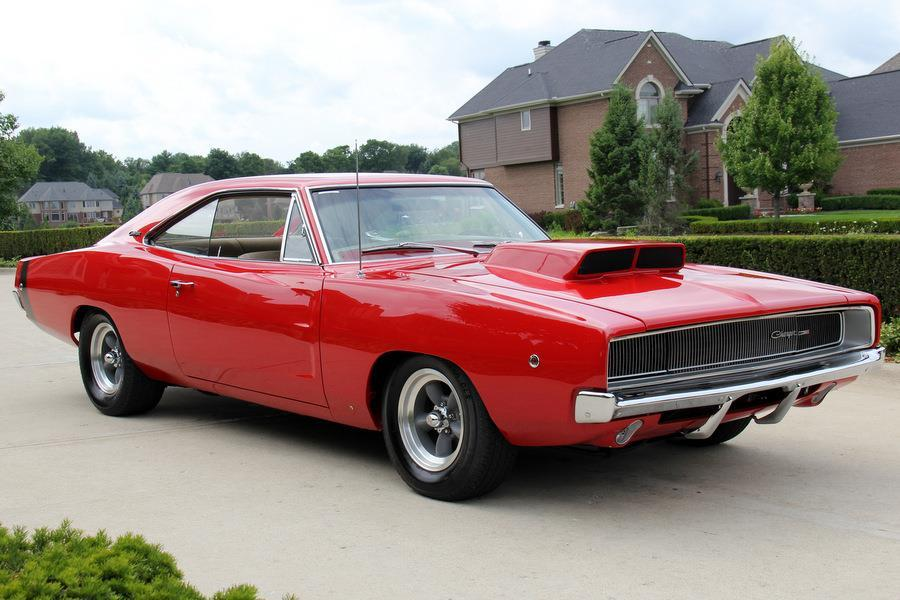 1968 Charger For Sale >> 1968 Dodge Charger for sale