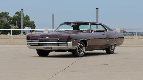 1969 Mercury Marauder X-100 for sale