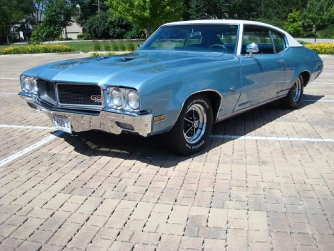 1970 Buick GS for sale