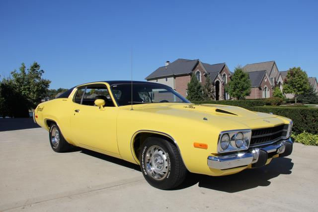 1970 Superbird For Sale >> 1973 Plymouth GTX for sale
