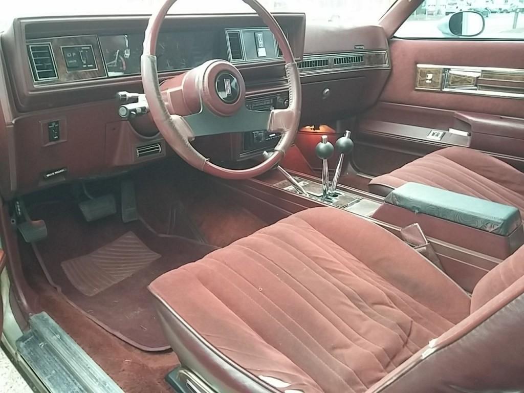 1984 Oldsmobile Cutlass Hurst