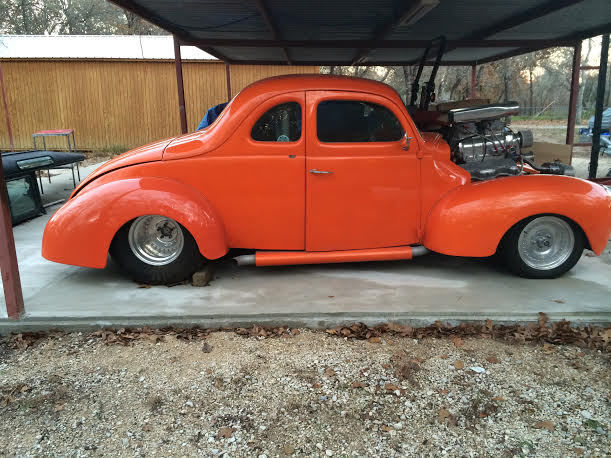 San Antonio Ford >> 1939 Ford Coupe Pro Street for sale