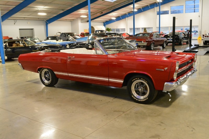 1966 Mercury Comet Cyclone Gt For Sale