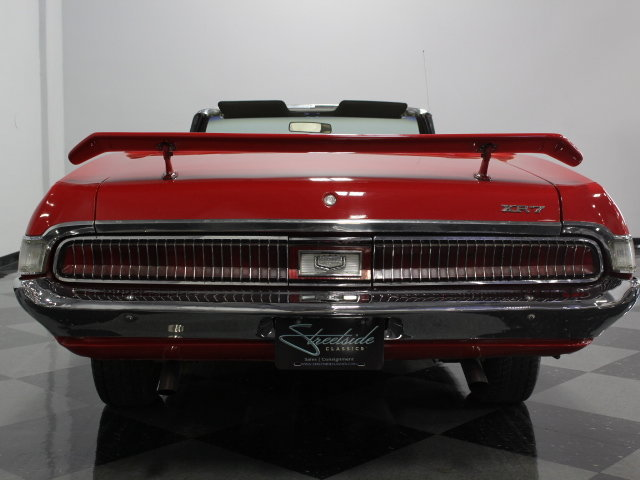 1969 Mercury Cougar XR7 Convertible For Sale