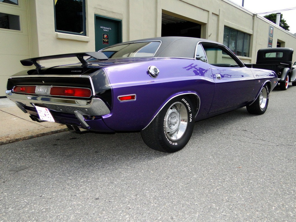 Dodge Charger Rt For Sale >> 1970 Dodge Challenger R/T for sale