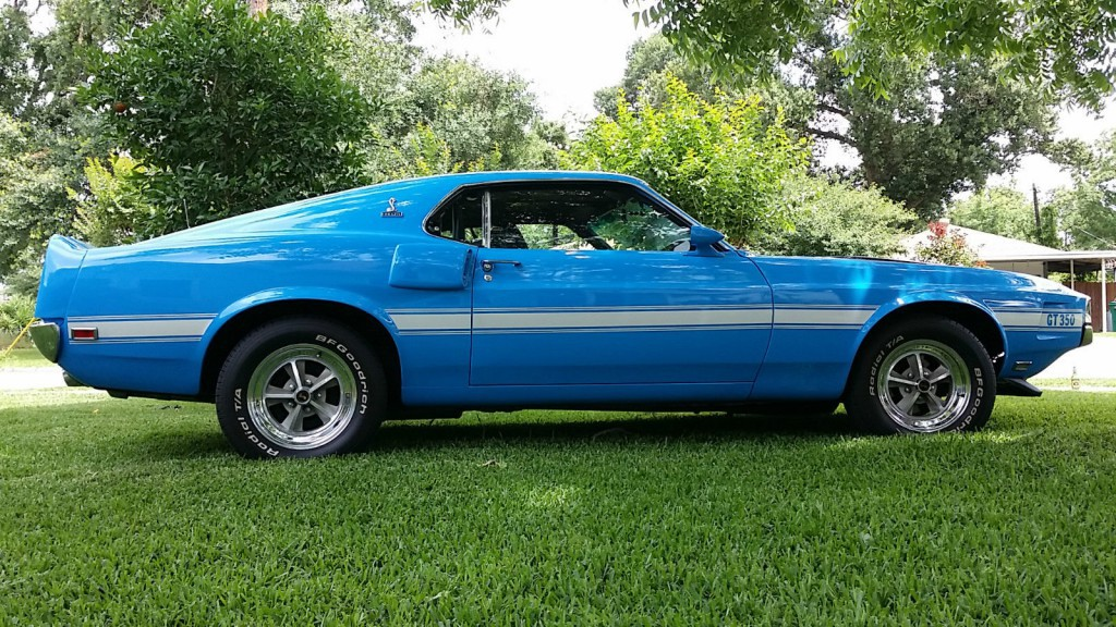 Gt350R For Sale >> 1970 Shelby GT350 for sale