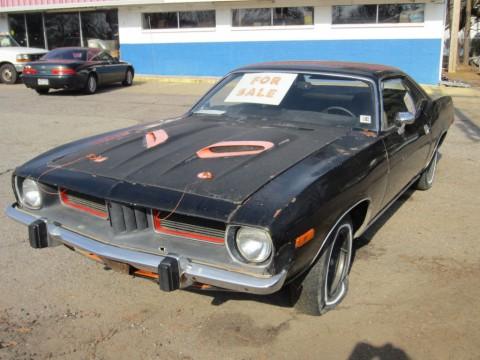 1973 Plymouth 'Cuda for sale