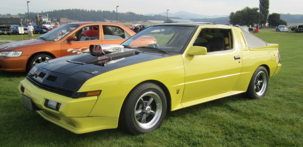 1988 Chrysler Conquest For Sale