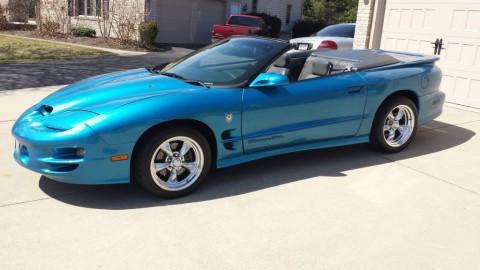 1999 Pontiac Firebird Trans Am Convertible for sale