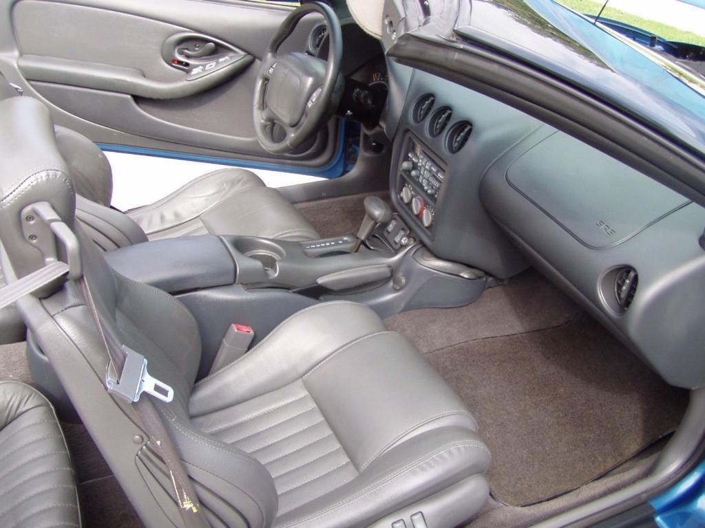 1999 Pontiac Firebird Trans Am Convertible