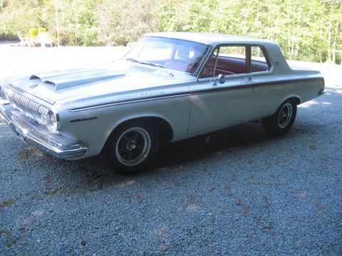 1963 Dodge Coronet for sale