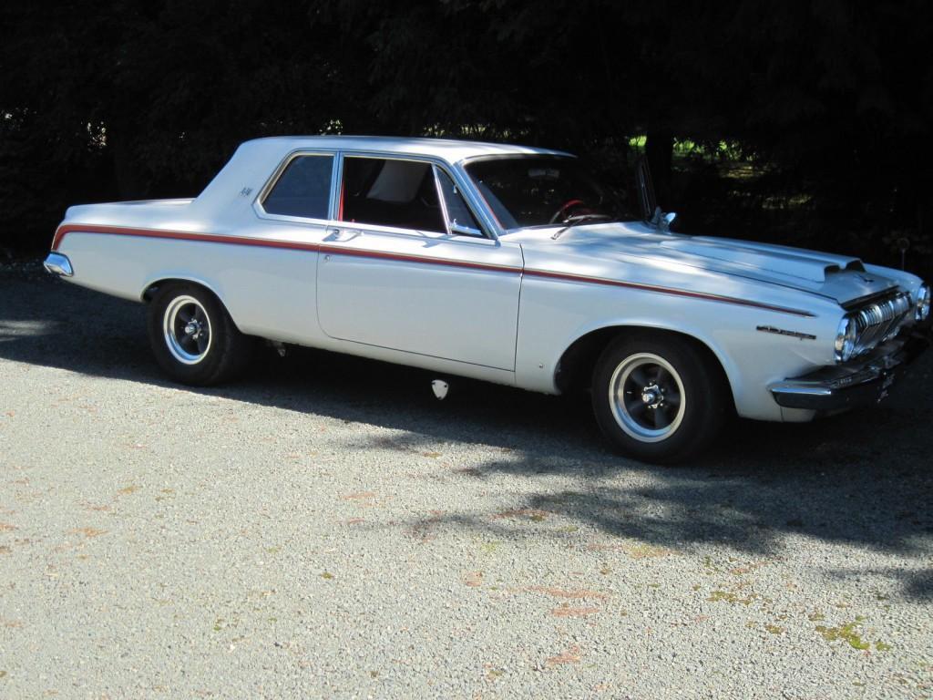 1963 Dodge Coronet For Sale