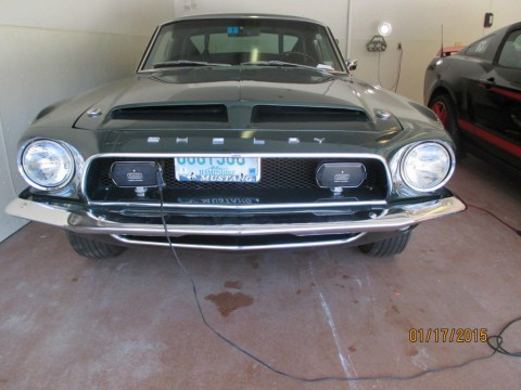 1968 Shelby GT500 for sale