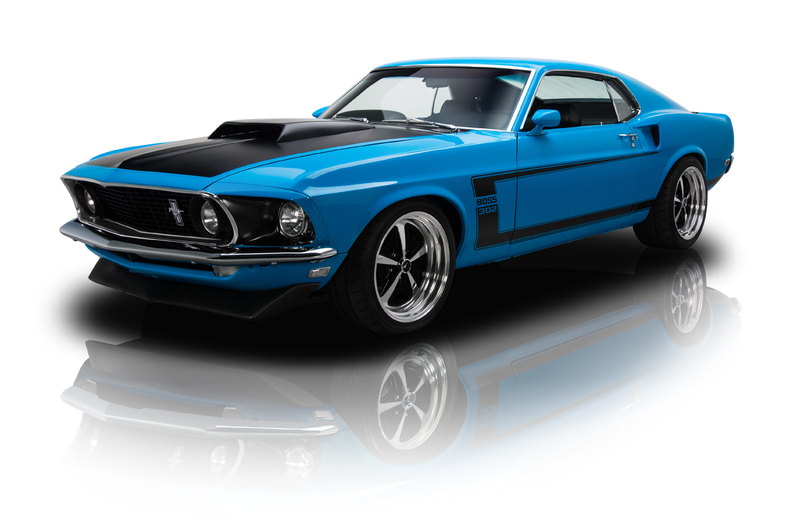 1969 Ford Mustang Boss 302 For Sale