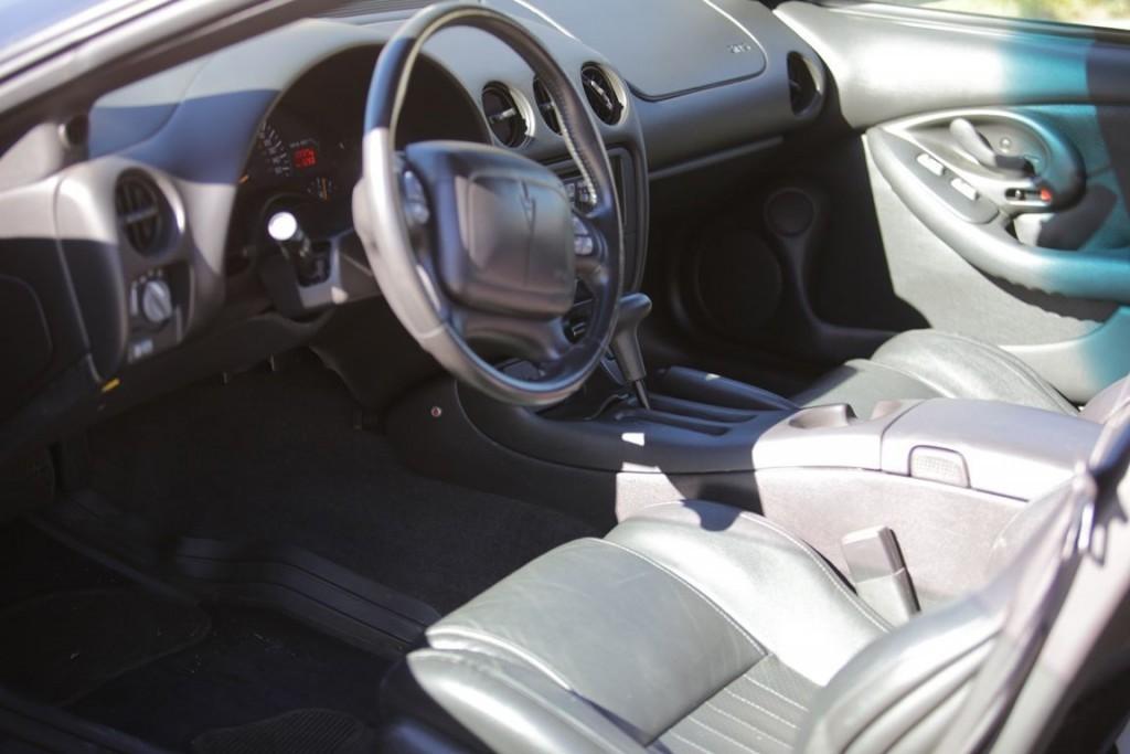 2002 Pontiac Firebird WS6 Ram Air