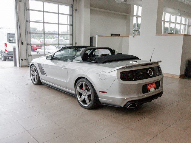 2014 ford mustang gt roush convertible for sale. Black Bedroom Furniture Sets. Home Design Ideas