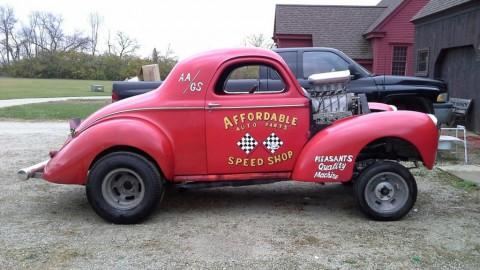 1940 Willys Gasser for sale