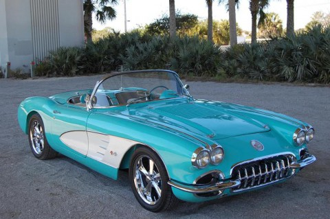 1958 Chevrolet Corvette for sale