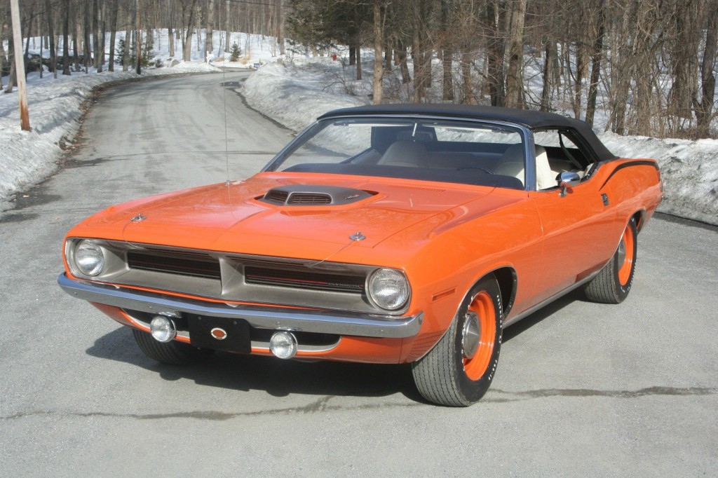 Dodge Challenger Muscle Car For Sale