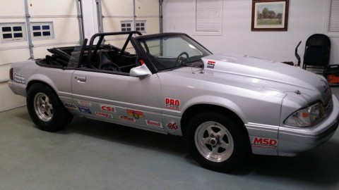 1987 Ford Mustang LX Convertible for sale