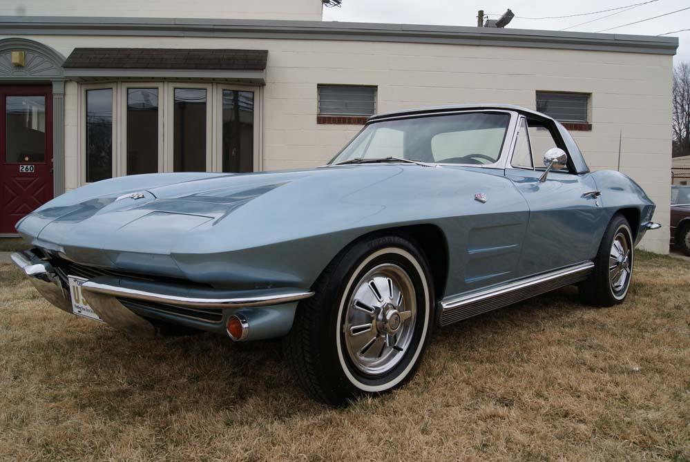 1964 Chevrolet Corvette Sting Ray Convertible For Sale