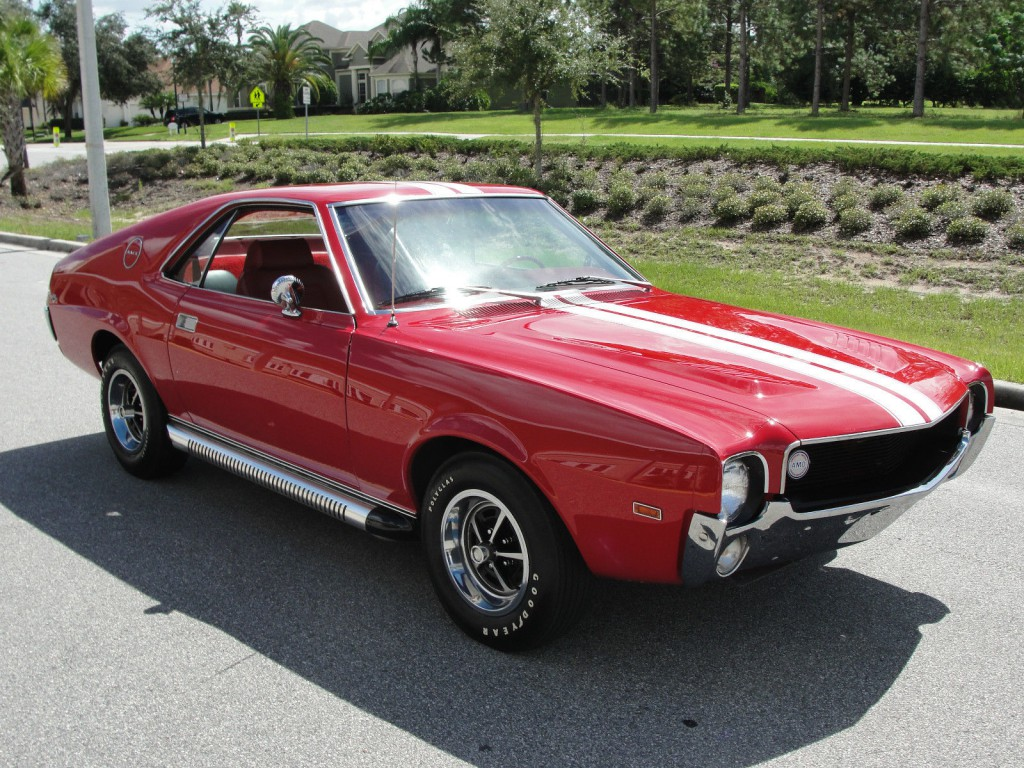 1969 Amc Amx For Sale