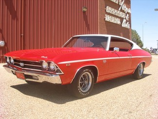 1969 Chevrolet Chevelle SS for sale