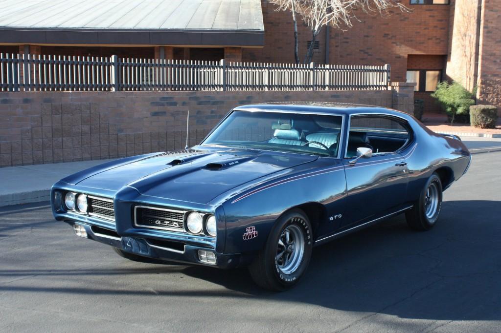 1969 Pontiac Gto Judge For Sale