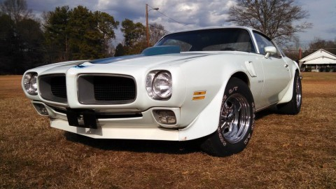 1970 Pontiac Firebird Trans Am for sale