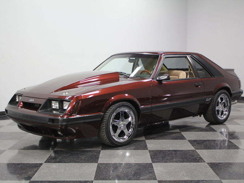 1985 Ford Mustang Gt For Sale