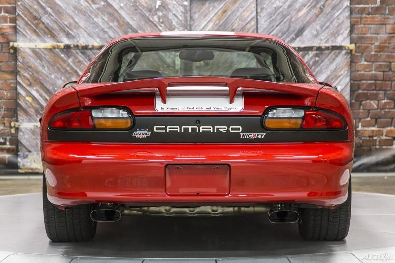 2002 Chevrolet Camaro Zl1 For Sale