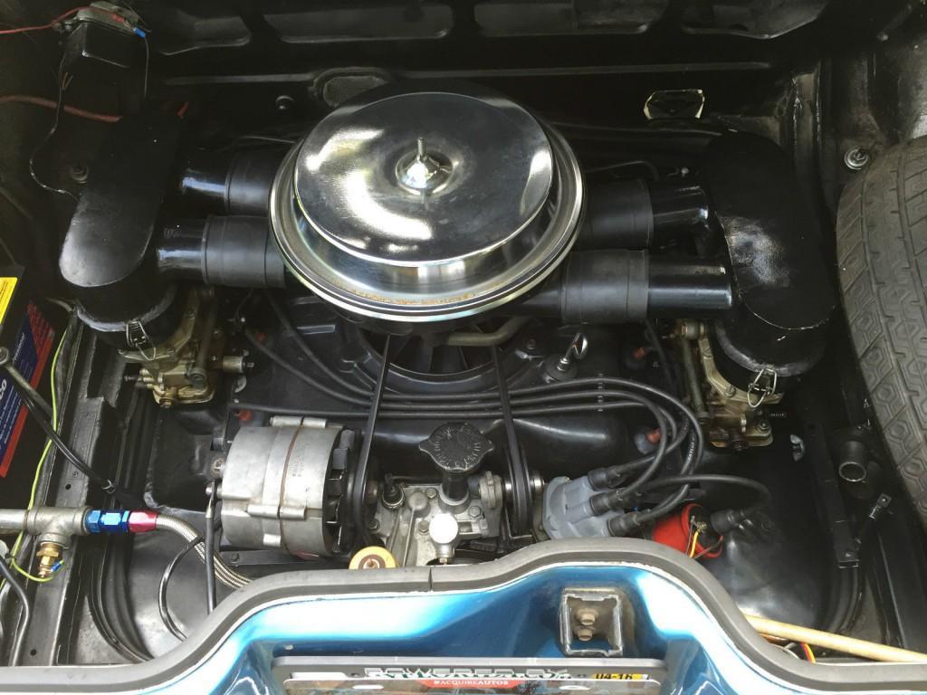 1965 Chevrolet Corvair Yenko Stinger
