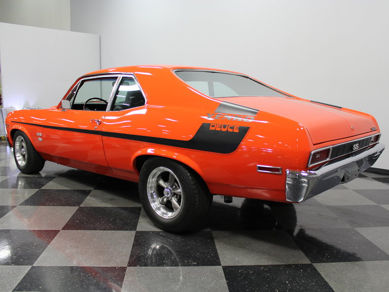 1970 Chevrolet Nova Ss Yenko For Sale