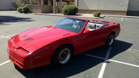 1989 Pontiac Trans Am GTA for sale