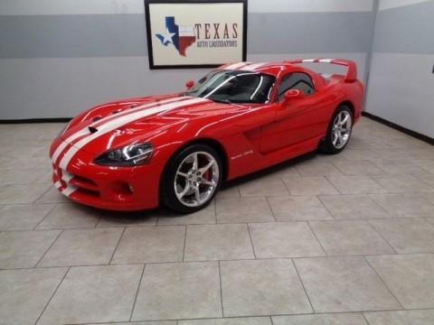 2009 Dodge Viper SRT10 for sale