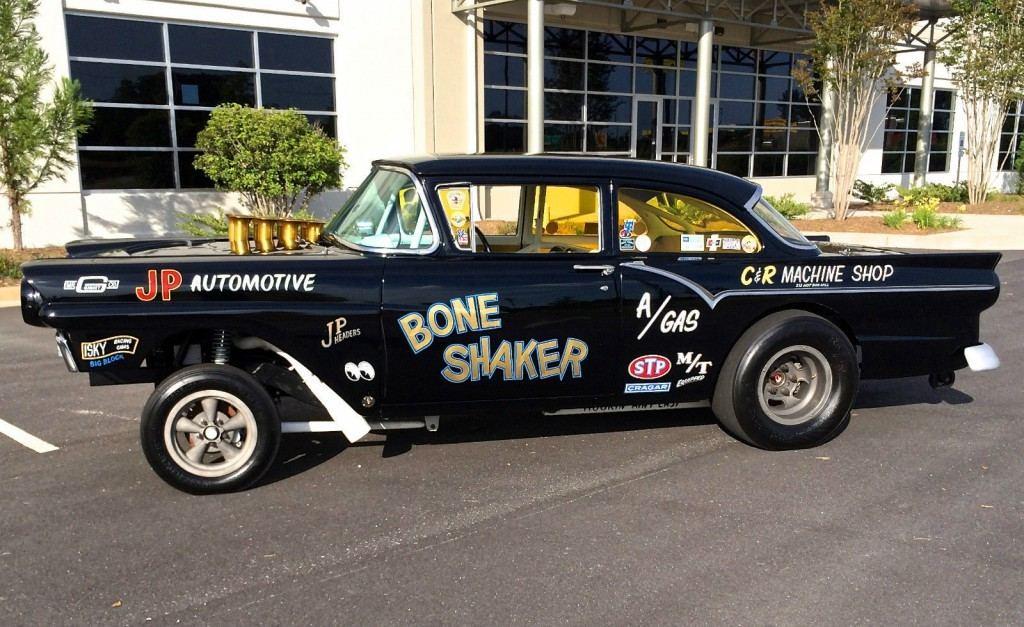 1961 Corvette For Sale >> 1957 Ford Custom Gasser for sale