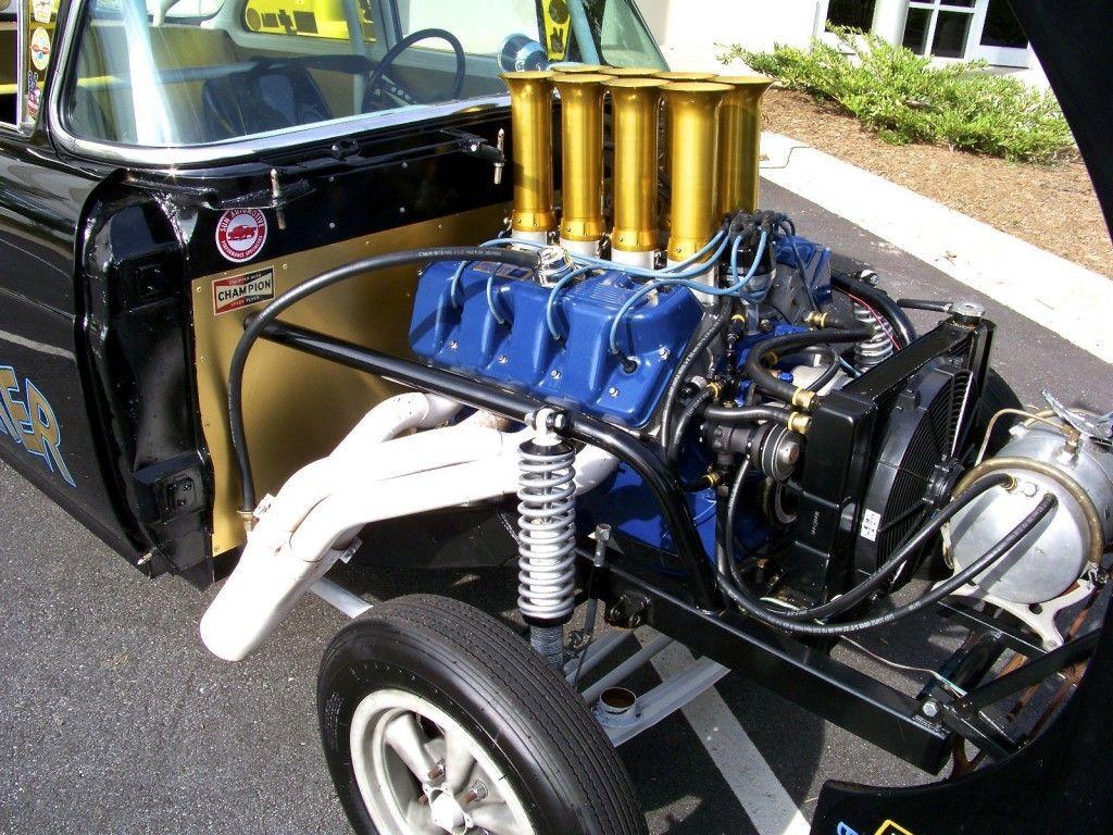 1957 Ford Custom Gasser For Sale