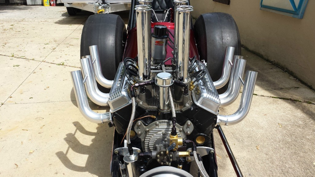 1960 Front Engine Dragster For Sale