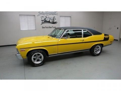1970 Chevrolet Nova Yenko for sale