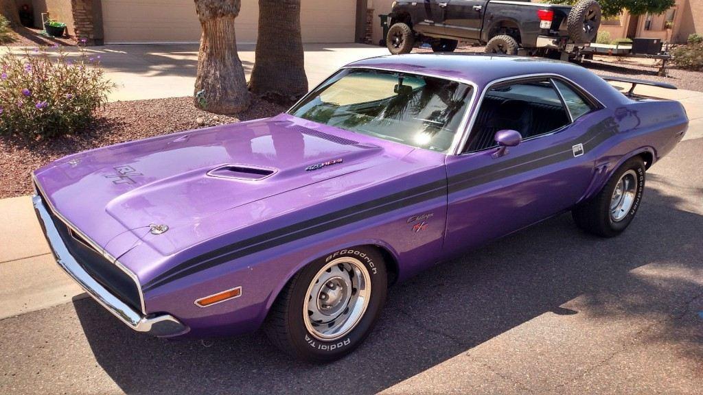 1971 Dodge Challenger R T For Sale