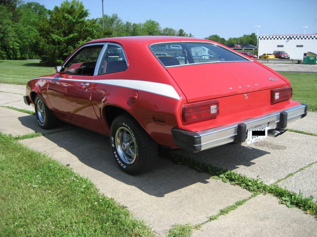 1980 Ford Pinto For Sale