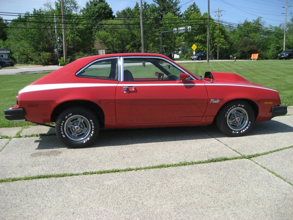 1980 ford pinto for sale. Black Bedroom Furniture Sets. Home Design Ideas