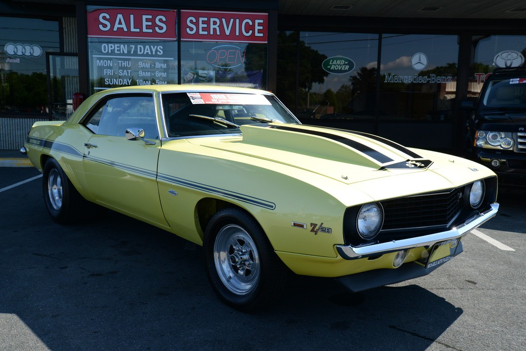 1969 Chevrolet Camaro Z28 Yenko For Sale