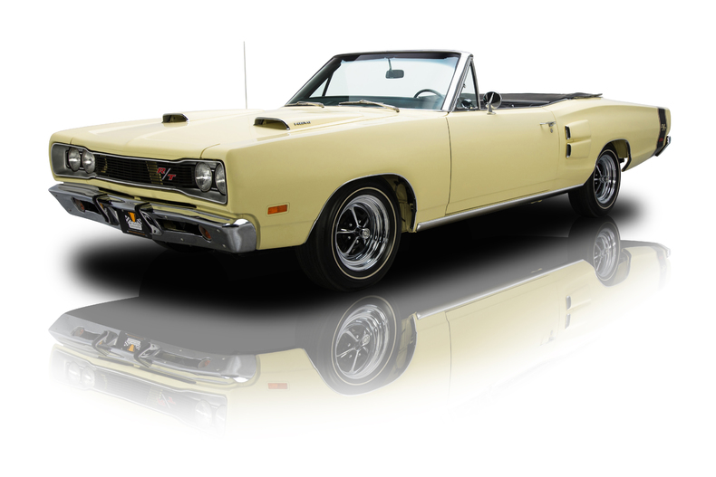 1969 Dodge Coronet R T Convertible For Sale